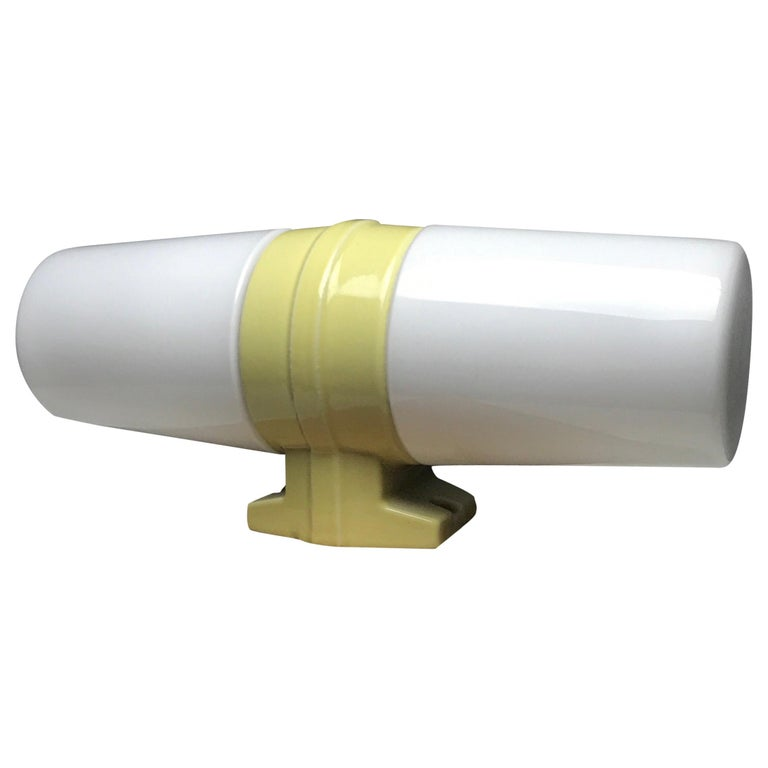 Bathroom Wall Sconce NOS by Sigvard Bernadotte for IFÖ, Sweden, 1960s For Sale
