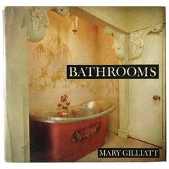 """Bathrooms"" Book byMary Gilliatt"