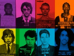 Fun Loving Criminals by BATIK signed limited edition POP ART