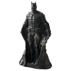 Batman, Sculpture in Black Marble