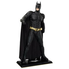 Batman The Dark Knight Rises Sculpture Life-Size Muckle