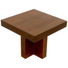 Baughman for Thayer Coggin Cruciform End Table