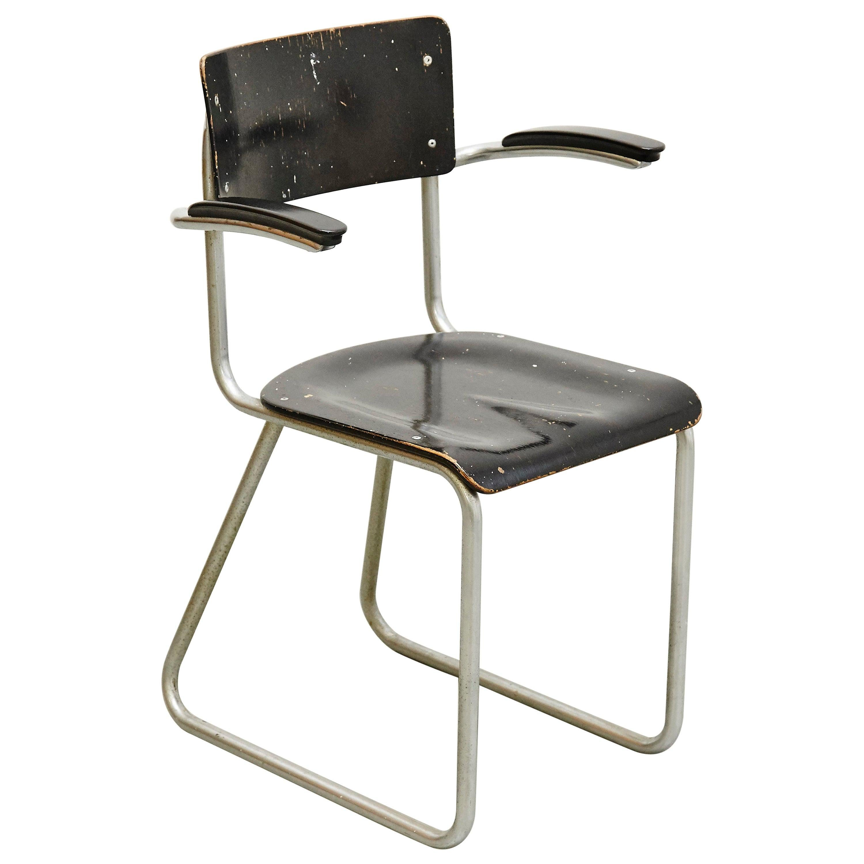 Bauhaus Chair, circa 1930