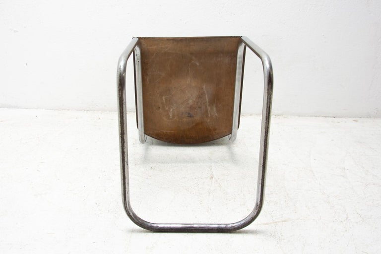 Bauhaus Chair S43 by Mart Stam, 1930´s For Sale 7