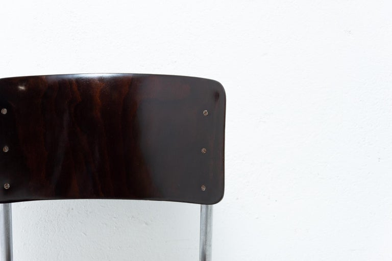 Czech Bauhaus Chair S43 by Mart Stam, 1930´s For Sale