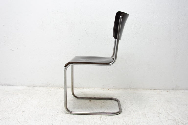 Bauhaus Chair S43 by Mart Stam, 1930´s For Sale 1