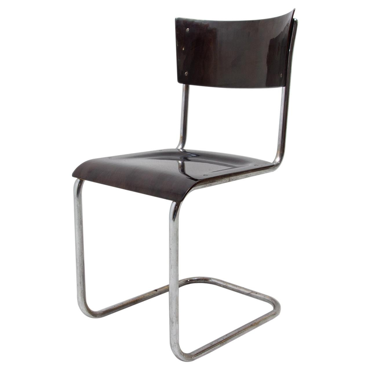 Bauhaus Chair S43 by Mart Stam, 1930´s