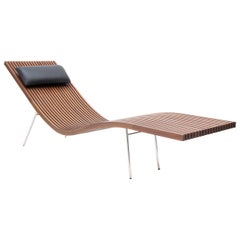 Bauhaus, Chaise Lounge by Peter Zumthor, Mahogany, Design, 2007