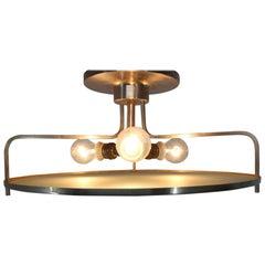 Bauhaus Chandelier / Pendant, Functionalism, Art Deco, 1930