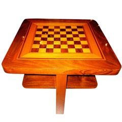 Bauhaus Chess Table, East Germany circa 1930