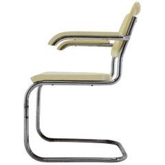 Bauhaus Chrome Chair by Robert Slezák, 1930s