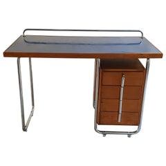 Bauhaus Desk by the British Modernist Company PEL, 1931