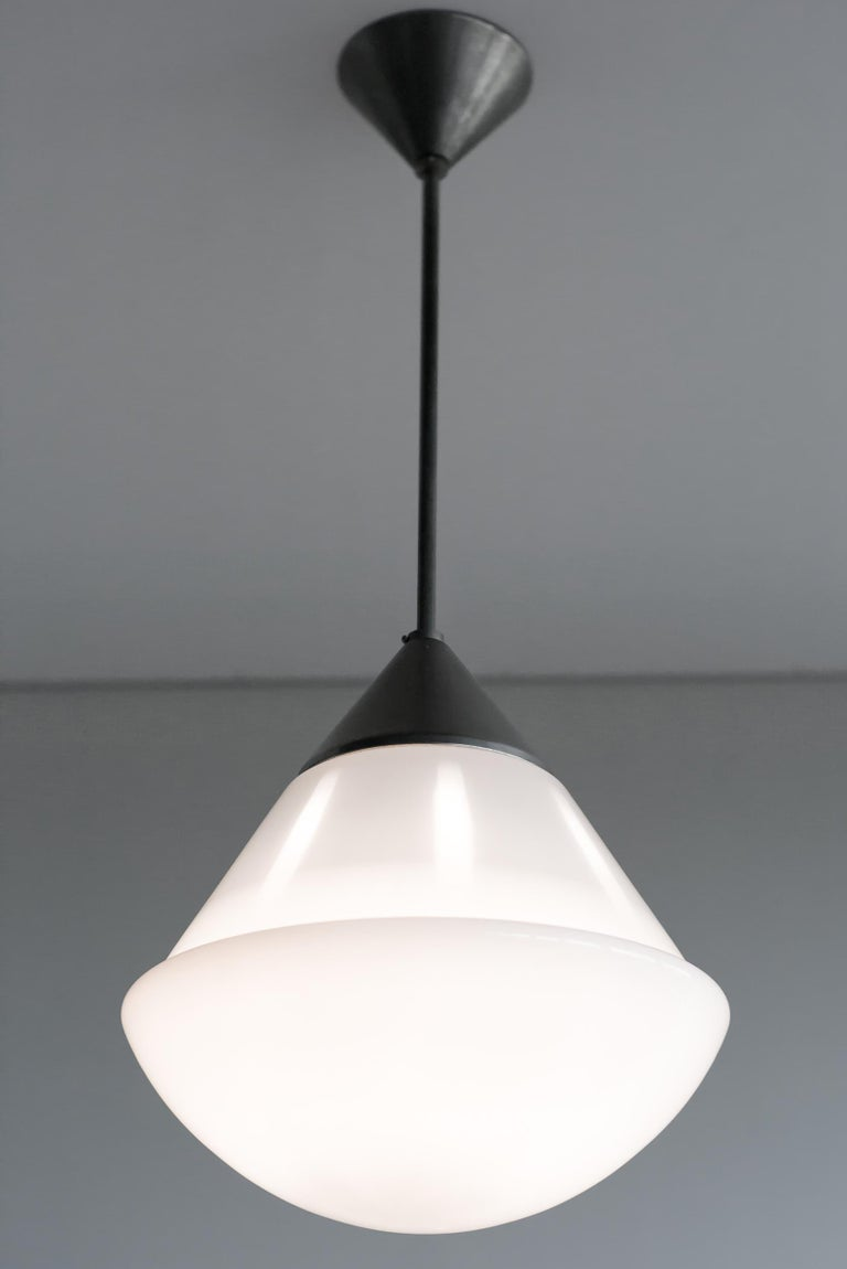 German Bauhaus Dessau Pendant by Marianne Brandt For Sale