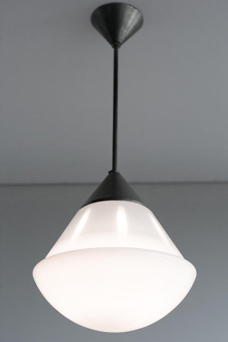 Bauhaus Dessau Pendant by Marianne Brandt In Good Condition For Sale In Dronten, NL