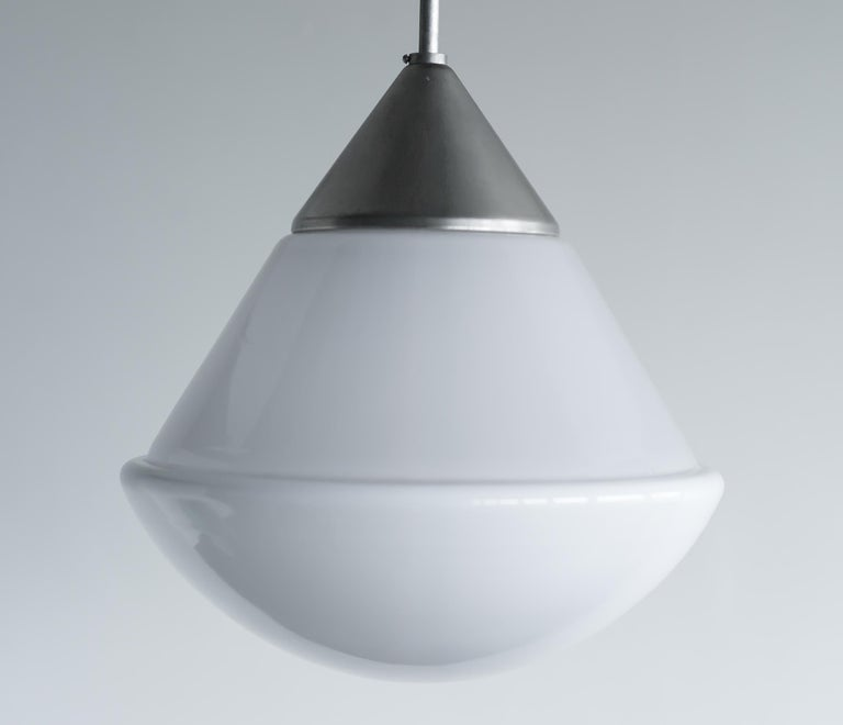 Mid-20th Century Bauhaus Dessau Pendant by Marianne Brandt For Sale
