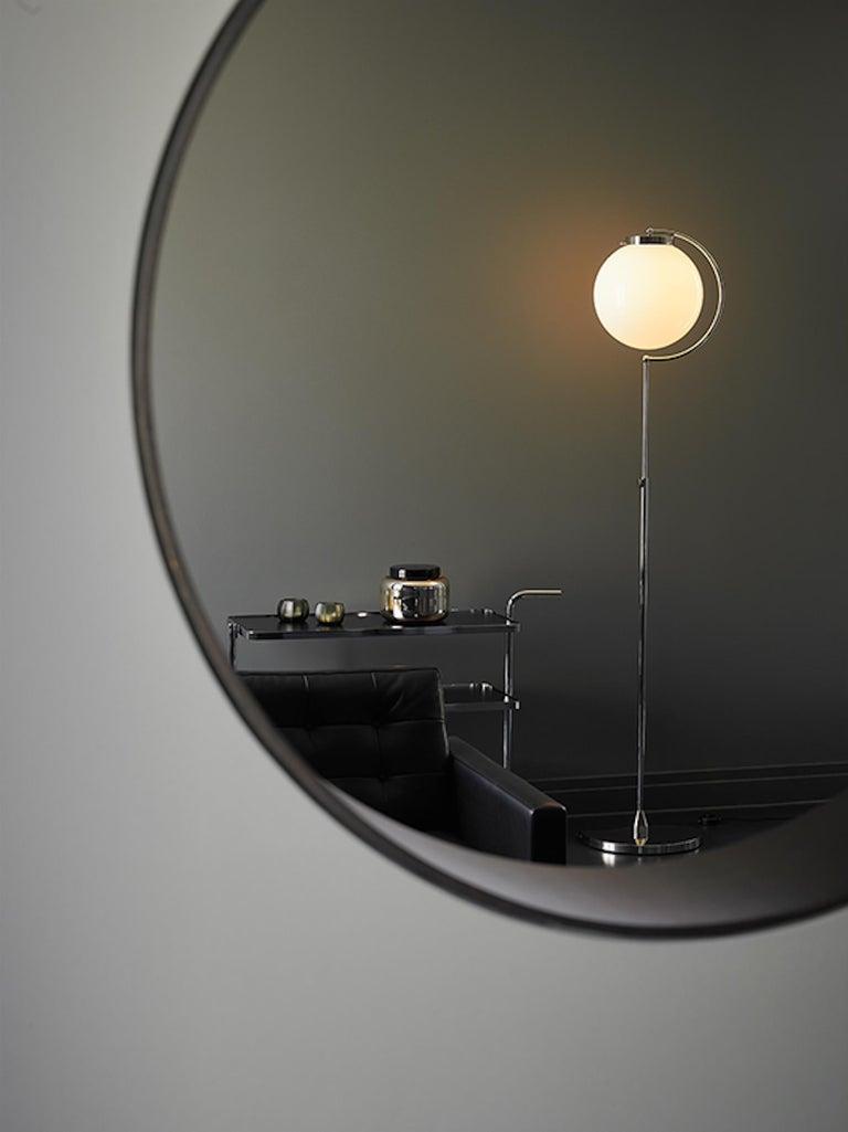 Mid-Century Modern Bauhaus Floor Lamp DSL 23 by Richard Döcker For Sale