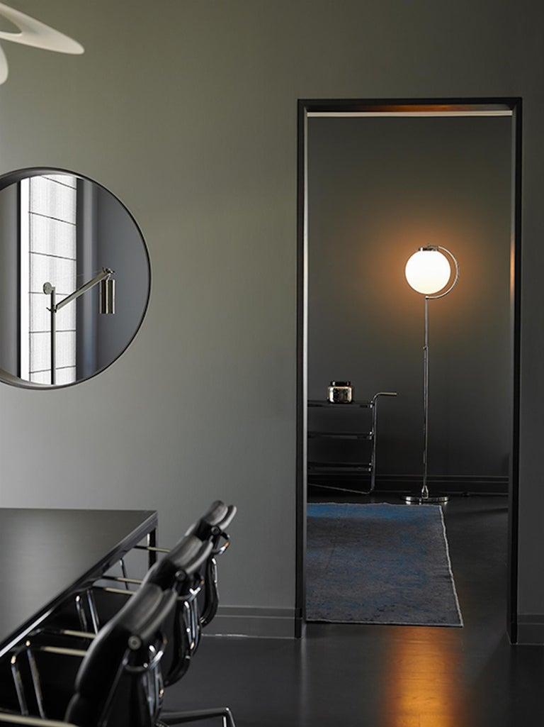 German Bauhaus Floor Lamp DSL 23 by Richard Döcker For Sale