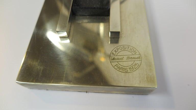 Bauhaus Lamp Marcel Breuer For Sale 2