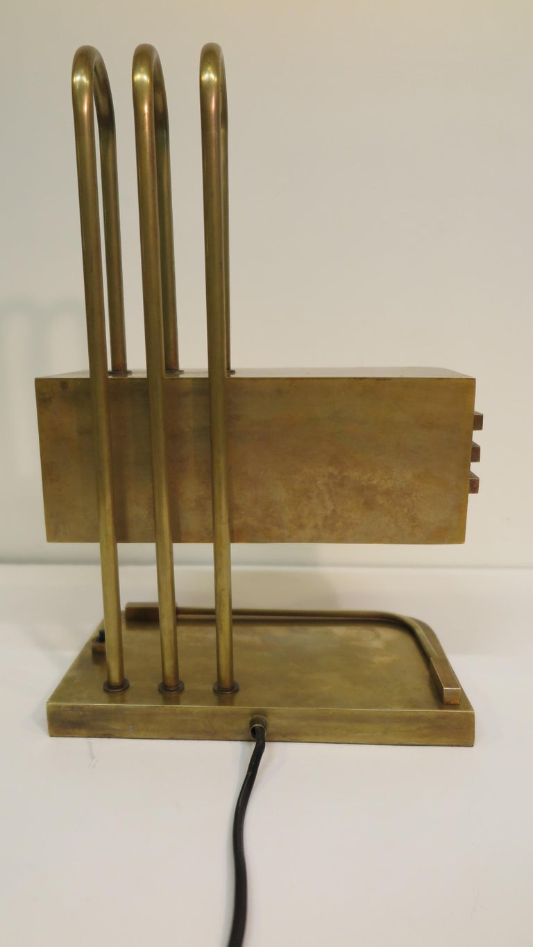 Bauhaus Lamp Weimar Staatches For Sale 5