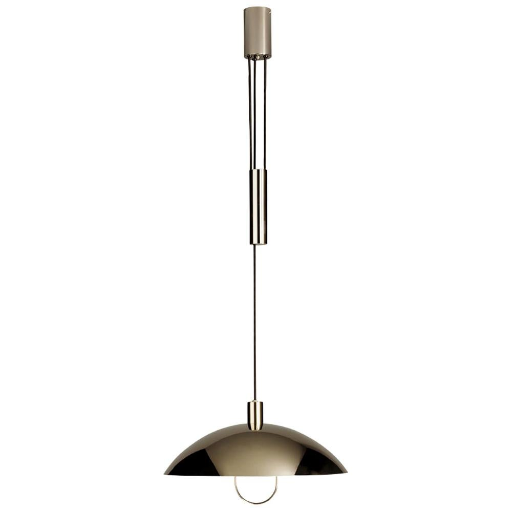 Bauhaus Pendant Lamp HMB 25/500 by Marianne Brandt