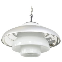 Bauhaus Pendant Light by Mithras, circa 1930s