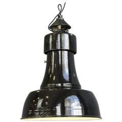 Bauhaus Pendant Light by Schaco, circa 1920s