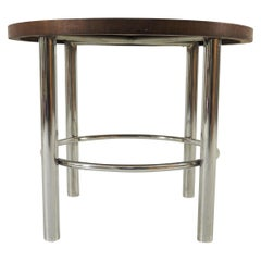 Bauhaus Table by Robert Slezak, 1930s