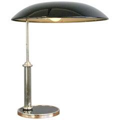 Bauhaus Table Lamp By Hala Circa 1930s