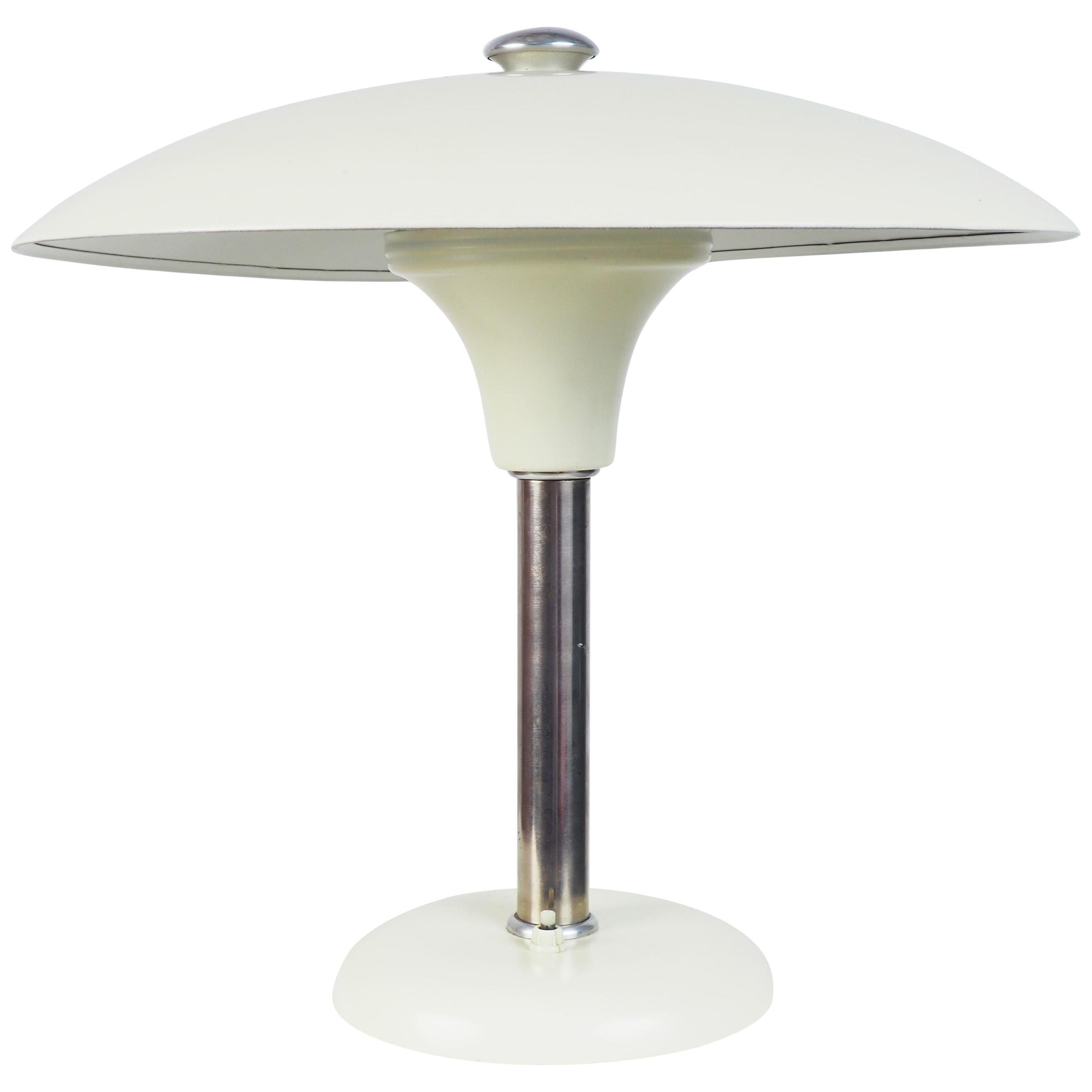 Bauhaus Table Lamp Designed by Max Schumacher