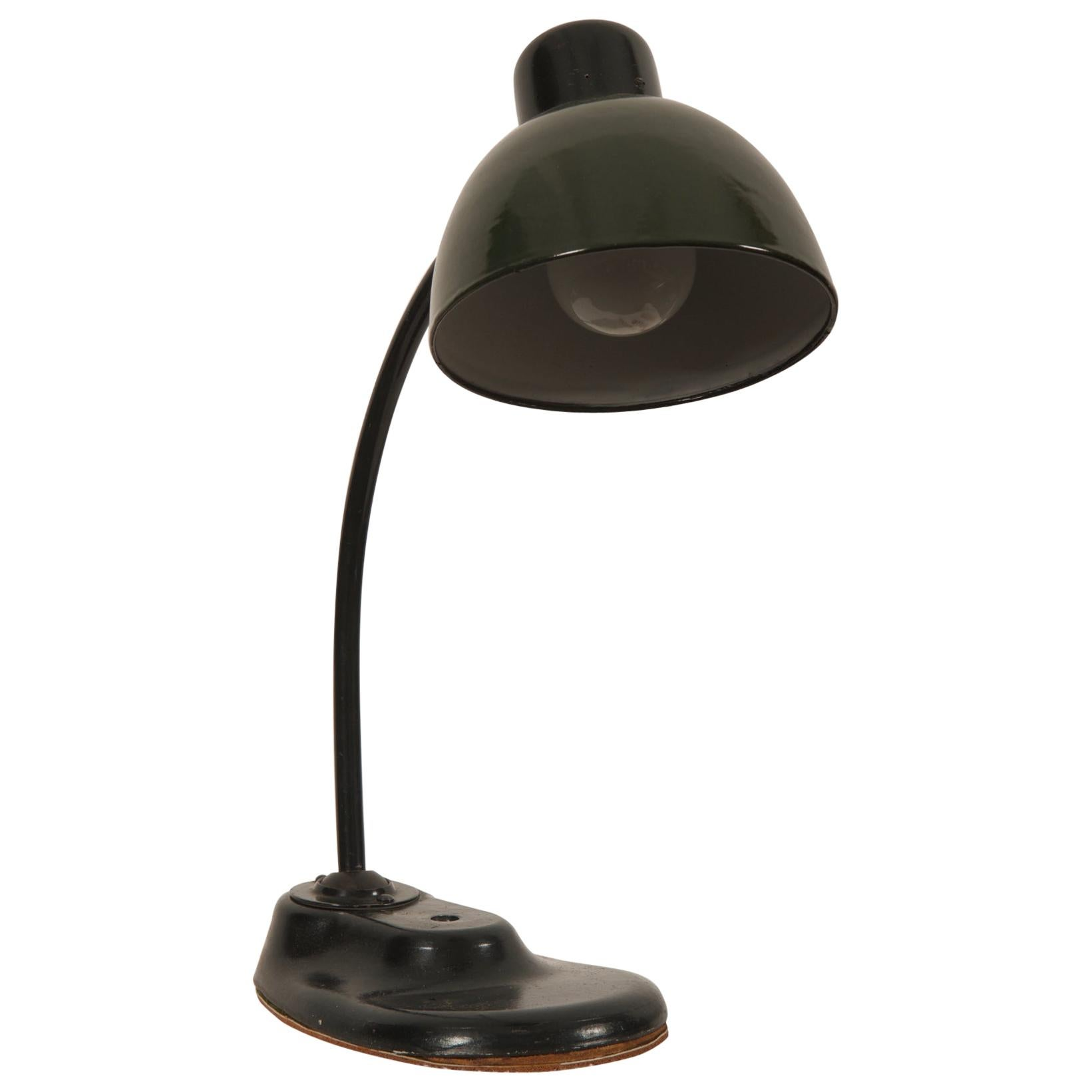 Bauhaus Table or Desk Lamp Designed by Marianne Brandt