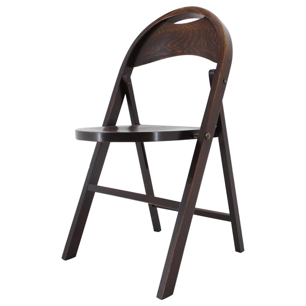 Bauhaus Thonet Folding Chair, B 751