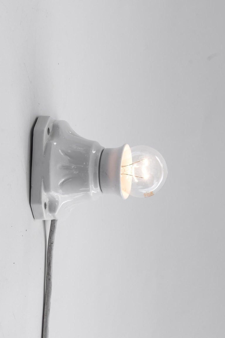 Bauhaus Wall Lamp, Germany, circa 1920s In Good Condition For Sale In Wien, AT