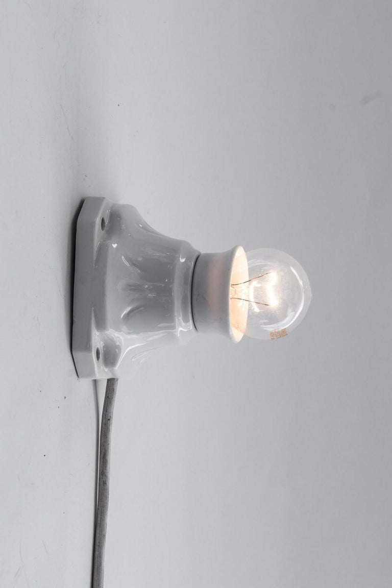 Early 20th Century Bauhaus Wall Lamp, Germany, circa 1920s For Sale