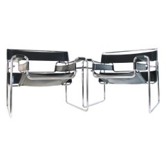 Bauhaus Wassily Chair by Marcel Breuer for Knoll International