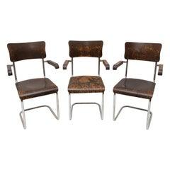 Bauhaus Armchairs