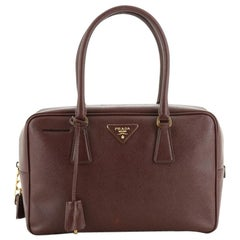 Bauletto Bag Saffiano Leather Medium