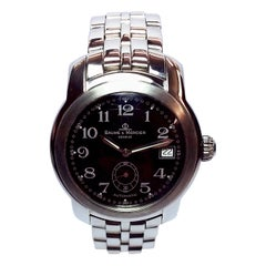 Baume and Mercier Capeland Automatic Wristwatch