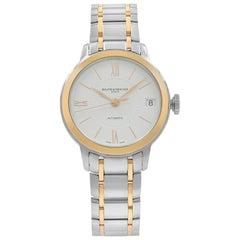 Baume et Mercier Classima Core Two-Tone Steel Automatic Ladies Watch M0A10269