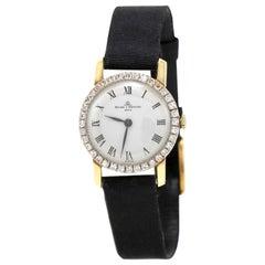 Baume et Mercier Gold and Diamond Watch