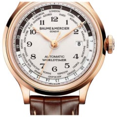 Baume & Mercier Capeland MISSING, Case, Certified and Warranty