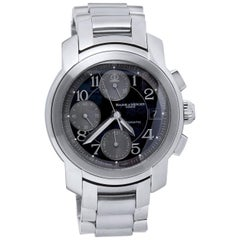 Men's Baume & Mercier Capeland Stainless Steel Watch