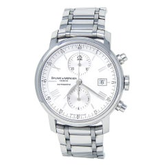 Baume & Mercier Classima 65591, White Dial, Certified and Warranty
