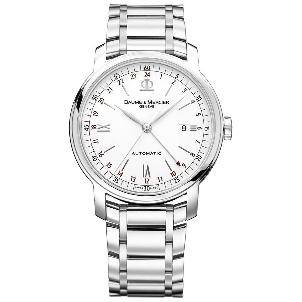 Baume & Mercier Classima Automatic Watch 8734