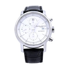 Baume & Mercier Classima XL Chronograph Watch Ref. 65533