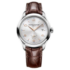 Baume & Mercier Clifton Automatic Men's Watch MOA10054