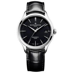 Baume & Mercier Clifton Automatic Watch with Baumatic Movement MOA10399