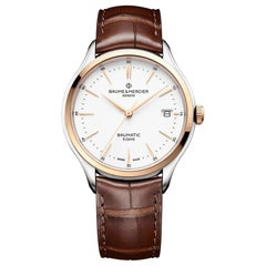 Baume & Mercier Clifton Automatic watch with Baumatic movement MOA10401