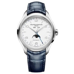 Baume & Mercier Clifton Automatic watch with Moon Phase MOA10450