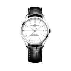 Baume & Mercier Clifton Baumatic Watch with COSC Certification MOA10436