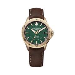 Baume & Mercier Clifton Club Bronze Automatic Watch MOA10503